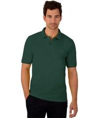 TRIGEMA Polo-Shirt Piqué-Qualität TRIGEMA grün L,M,S,XL,XS,XXL,XXXL