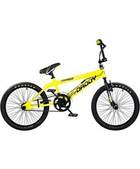 ROOSTER Rooster BMX 20 Zoll V-Brakes Big Daddy Spoked gelb RH = 29 cm