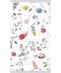 Handtücher Studio Hummingbirds mit Blütenranken PIP STUDIO weiß 2xHandtücher 50x100 cm