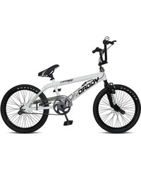 Rooster BMX 20 Zoll V-Brakes Big Daddy Spoked ROOSTER weiß RH = 29 cm