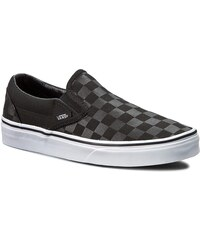 Turnschuhe VANS - Classic Slip-On VN000EYE276 Black/Black
