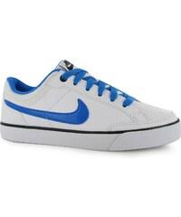 Tenisky Nike Capri 3 Leather dět. bílá/modrá