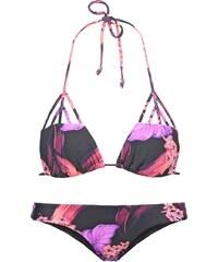 Rusty DARK WAVE CHEEKY Bikini purple