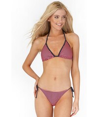 Only Damen Triangle Hot Bikini Rosa
