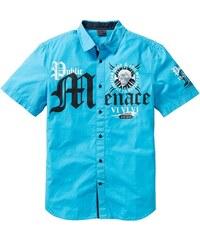 RAINBOW Košile s krátkým rukávem Silm Fit bonprix