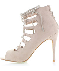 Bestelle Béžové sandály Fatima