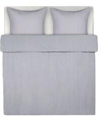 Madura Carlina - Parure de lit - en lin gris