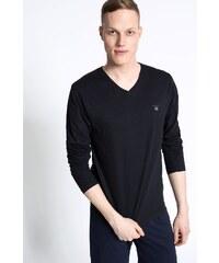 Atlantic - Pyžamové tričko s dlouhým rukávem