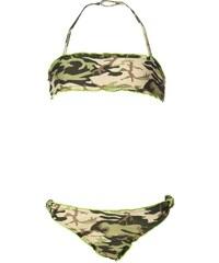 Benetton Maillot de bain 2 pièces - army