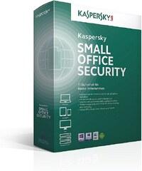 KASPERSKY Sicherheitssoftware »Small Office Security 4 Upgrade (5 Benutzer)«
