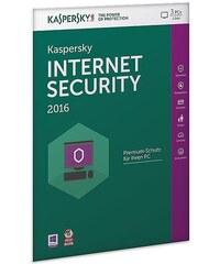 KASPERSKY Anti-Virus-Software »Internet Security 2016 FFP Box (3 Benutzer)«
