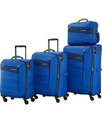 travelite Trolley Set mit 4 Rollen, »Kite« (4tlg.)