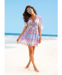 bpc selection Robe de plage violet maillots de bain - bonprix