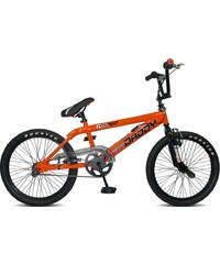 Rooster BMX, 20 Zoll, orange, V-Brakes, »Big Daddy Spoked«