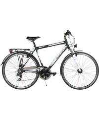 Galano Trekkingrad, Herren, Trekkinglenker, 21 Gang Shimano Kettenschaltung, schwarz, »Avalon«