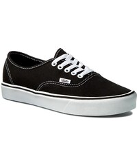 Turnschuhe VANS - Authentic Lite + VN0004OQ187 Canvas Black/White