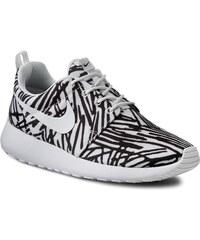Schuhe NIKE - Nike Roshe One Print 599432 110 White/White/Black