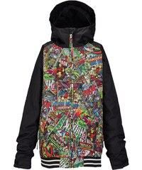 Burton Boys Game Day marvel/true black