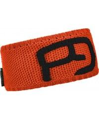Ortovox Headband Rock'n'wool crazy orange