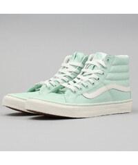 Vans SK8-Hi Slim gossamer green / blanc de blanc