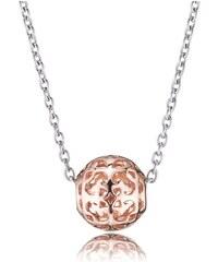 Engelsrufer Halskette mit Ornament-Anhänger ERN-ORNABALL-R