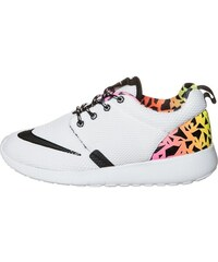 Nike Sportswear ROSHE RUN Sneaker low white/black/pink blast