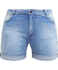 Le Temps Des Cerises Jeans Shorts blue