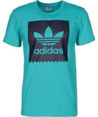adidas Blackbird Logo Fill T-Shirt shock green