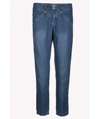 SAM 73 Dámské boyfriend kalhoty WK 251 900 - modrá tmavá