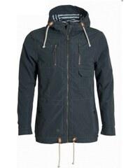Pánská větrovka Woox Drizzle Men´s Jacket Grey, šedá