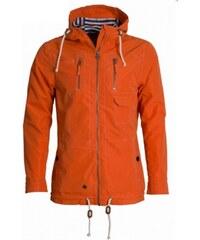 Pánská větrovka Woox Drizzle Men´s Jacket Orange, oranžová