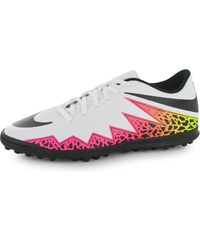 Nike Hypervenom Phade dětské Astro Turf Trainers White/Black/Org