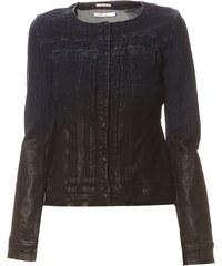 Lauren Vidal Veste en jean - denim bleu