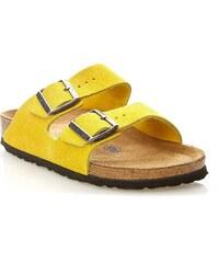 Birkenstock Arizona - Schuhe - gelb