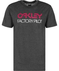 Oakley Fp Logo T-Shirts T-Shirt jet black heather