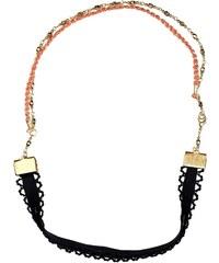 Objets Obscurs Bijoux Gloria - Headband - corail
