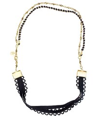 Objets Obscurs Bijoux Gloria - Headband - noir