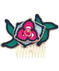 Objets Obscurs Bijoux Althea - Bijou de tête - rose