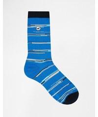 Hollister - Chaussettes mixtes - Bleu