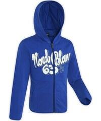 Dětská mikina Nordblanc NBSKS3181S_MDG, modrá