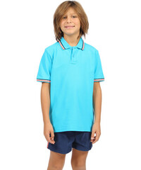 SUNDEK pique cotton polo shirt