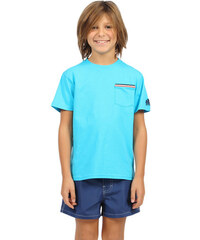 SUNDEK t-shirt with chest pocket