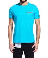 SUNDEK t-shirt with chest pocket