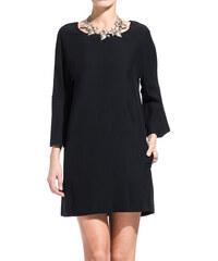 DONDUP agrimona dress color black