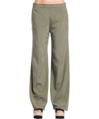 EQUIPMENT olive green beckett pants