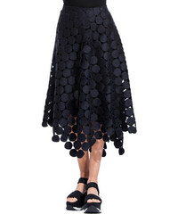 MARNI spotted skirt color blue