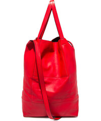 MARNI feather bag color red