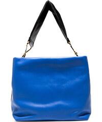 MARNI blue maxi strap bag