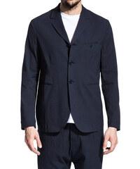 CAMO haway check jacket color gray