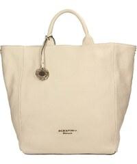Scervino Street Velké kabelky / Nákupní tašky SCBLD0000267 Shopper Bag Women Leather Scervino Street